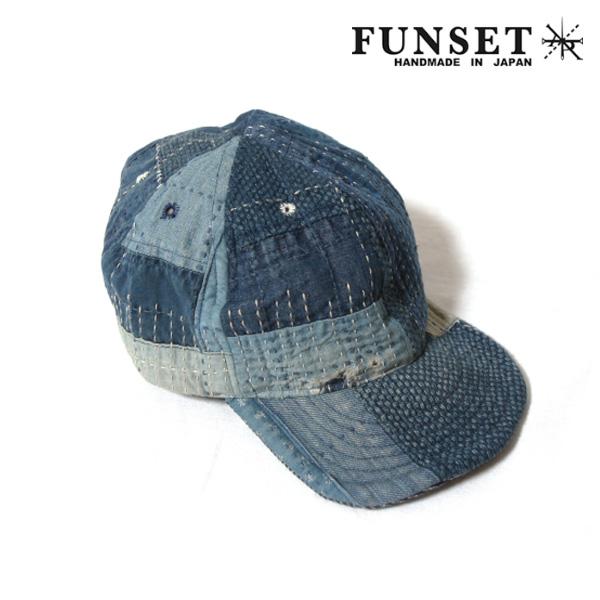 お買い得モデル FUNSET OF ART ファンセットオブアート ART RANRU CAP FAG-127 ワークキャップ 帽子 デニムキャップ, 予防医学の坂田薬局 eb503c11