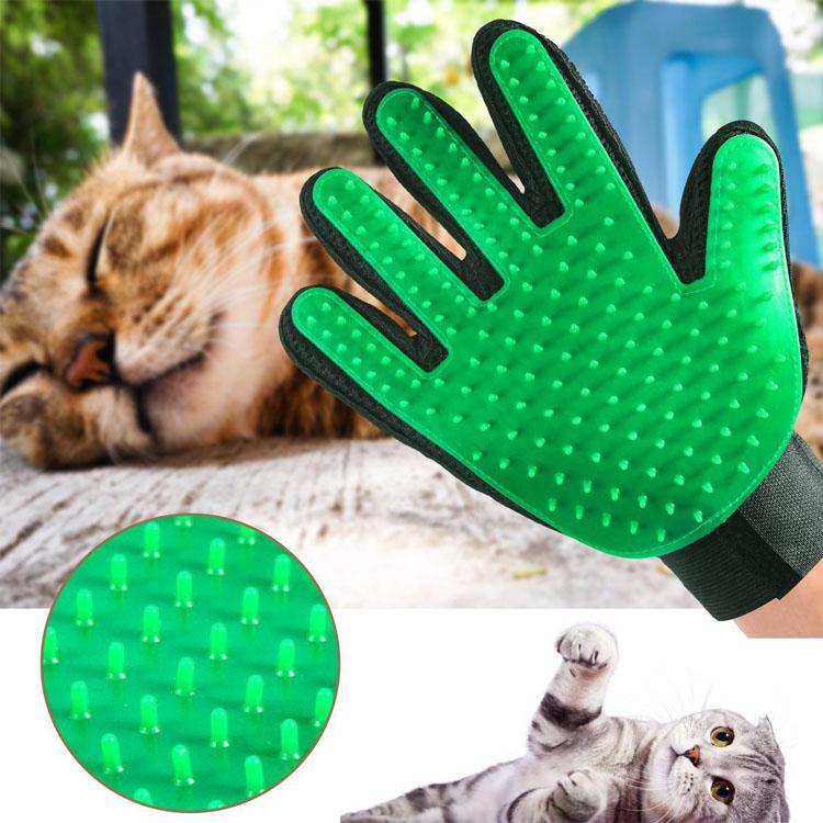 【送料無料】 猫ブラシ 猫脱毛 猫ペット用品 猫ペットブラシ 猫マッサージ