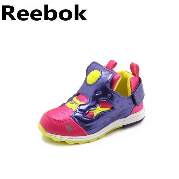 Reebok versa pump fury baby kids sneakers Reebok VERSA PUMP FURY SYN AR0715