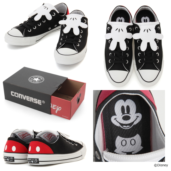 Converse Ox Star Select Shop Hd All Mouse Lab Mickey Shoes Of 100 WE9IYDH2