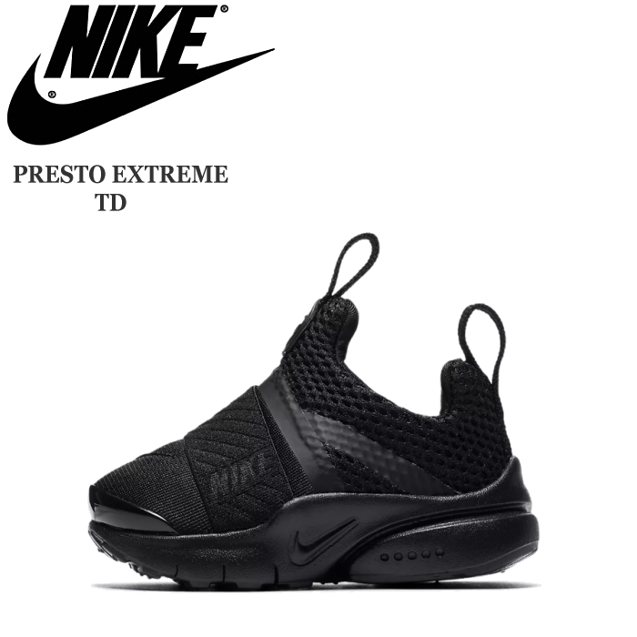 007dc4dc10ca Select shop Lab of shoes  Nike presto extreme TD baby shoes NIKE ...