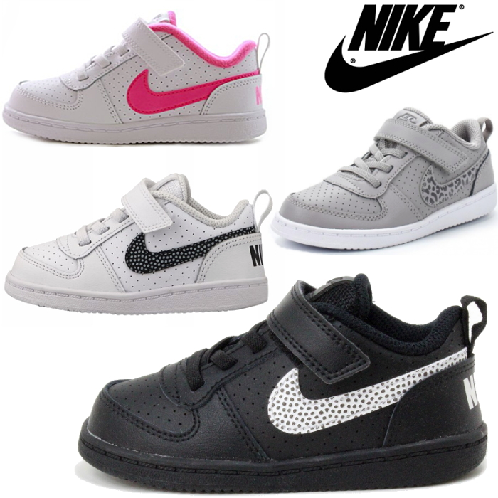 ... for both the boy of the world-famous brand  NIKE  of popularity and a  girl! It is low-frequency cut type Velcro shoes  coat Barlow  for babies. b2086b55f