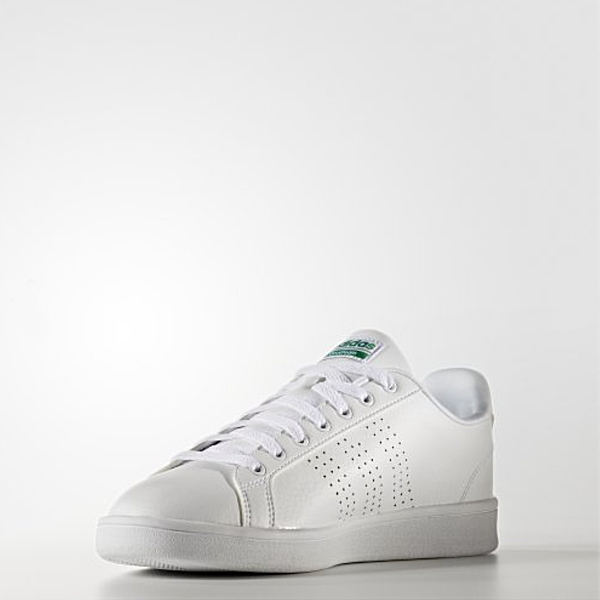 uk availability a16d8 58db2 Adidas adidas men sneakers AW3914 cloud form bulk Lean adidas neo CLOUDFOAM  VALCLEAN white running shoes○
