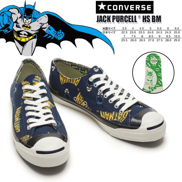 339f98cb398 Converse battement Jack Pursel CONVERSE JACK PURCELL HS BM DC Comics  collaboration men sneakers men s sneaker ○