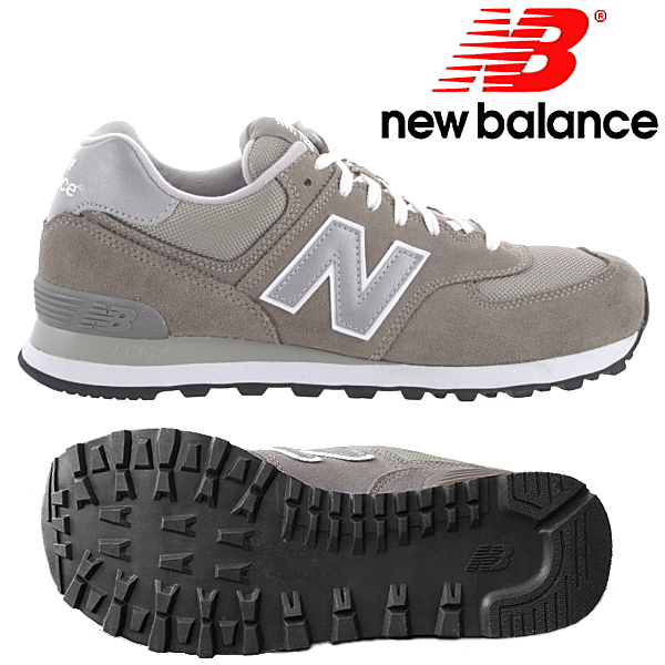 New Balance men sneakers 574 New Balance [M574GS] CLASSICS TRADITIONNELS ●