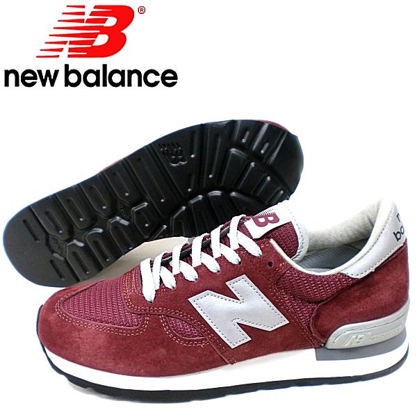 burgundy new balance 990