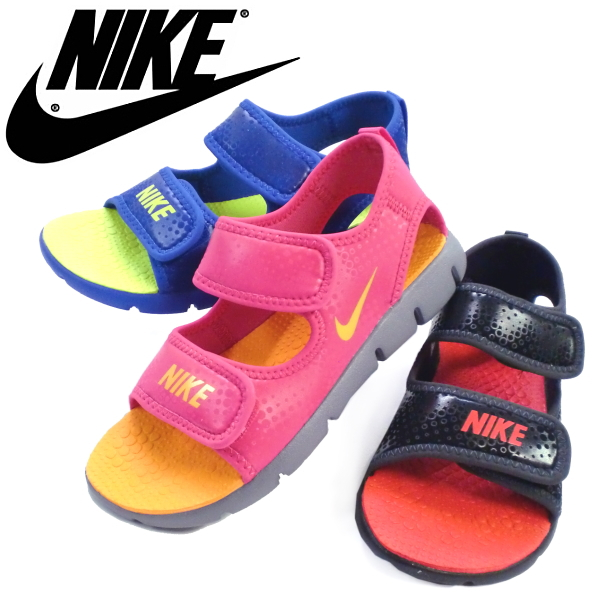 Nike Sandals kids Jr NIKE CITY SANDAL III GS/PS 443372 Nike city sandal 3  sport sandal children shoes boys girls kids junior sandal-