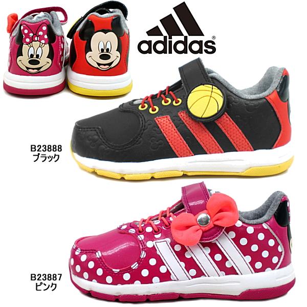 new concept 4ee4d d77e6 Adidas baby kids sneakers infant adidas Disney M  M CF I B23888B23887  Disney Minnie Mickey-adidas adidas