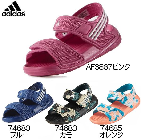 Select shop Lab of shoes  Adidas sandals kids baby Akwa infant ... 755eaf815b7e