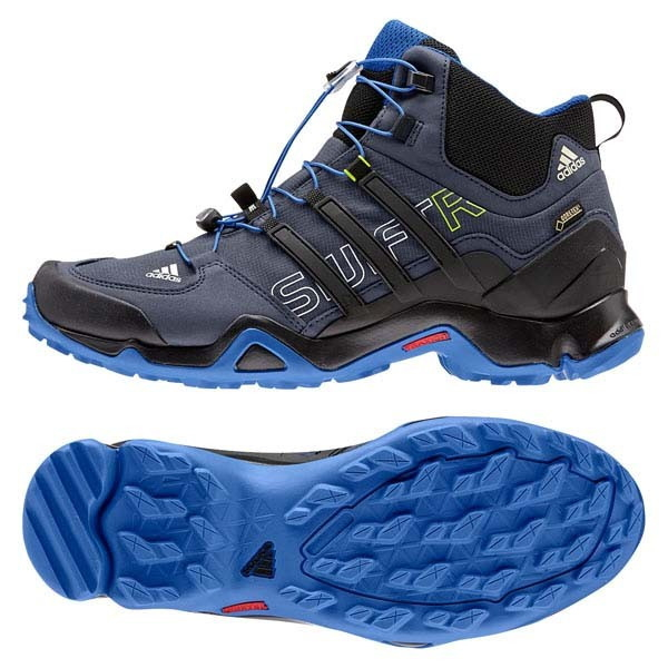 Outdoor Adidas R Trekking Shoes Sneakers Mid Men's Terrex B22820 Swift Gtx MGqUpzSV
