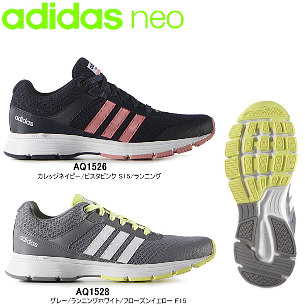 reputable site 9ba10 3bb56 adidas neo (its) womens sneakers. CLOUDFOAM VSCITY cloud form VS City  sporty running style and easy-to-buy price points. Soft memory foam  material on ...