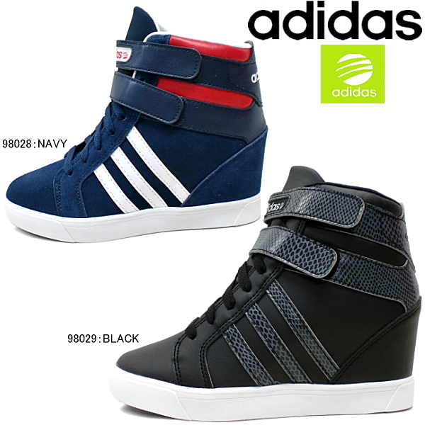 In Sneaker Women's Cut W Daily F98028f98029 Adidas Her Wedge High yNOn0wmv8P