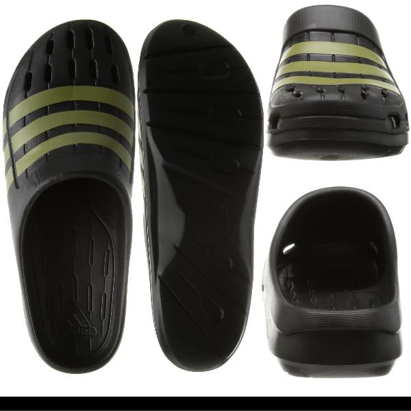 Adidas dulamoklogg mens Womens clog Sandals adidas DURAMO CLOG water shoes Beach pool sea river men's Dancewear