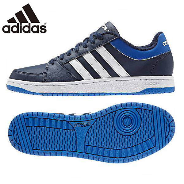 Adidas Mens sneakers NEOHOOPS VS F98405 neo hoops VS retro basketball shoes for men adidas adidas