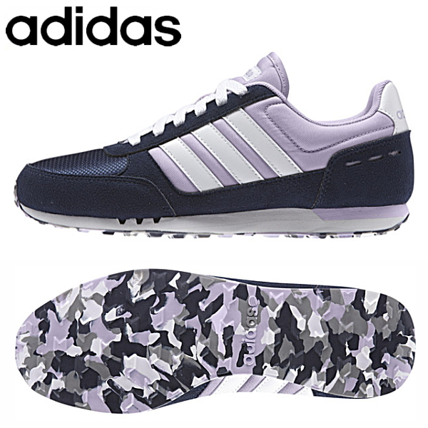 innovative design a6924 c39dc Adidas neo city racer W F97672 adidas NEOCITY RACER W womens sneaker  shoes-
