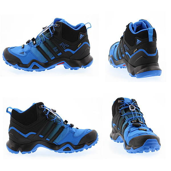 3b25f2efe (Traction) TRAXION outsole increases traction. Absorbs shock in heel  ADIPRENE (adiPRENE)