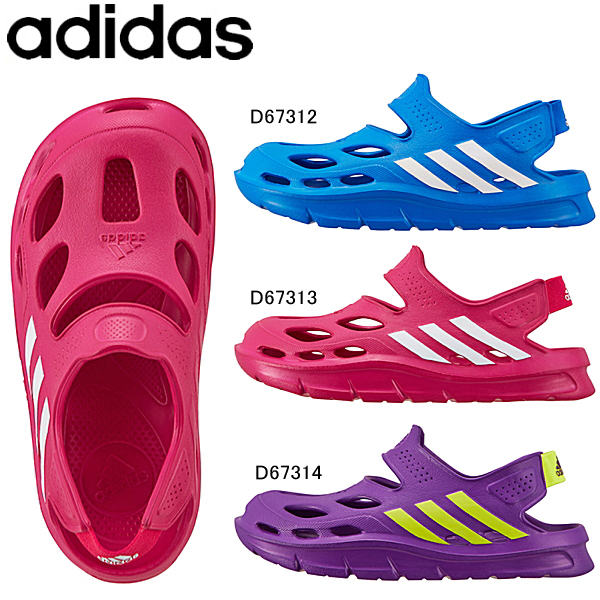 ab9233291a2 Adidas sandals kids junior clog Sandals adidas VARISOL K Barry soul kids  boys girls amphibious amphibious Sandals outdoor D67312