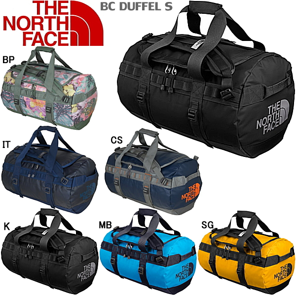 North Face Duffel Bag S The Nm81473 Bc