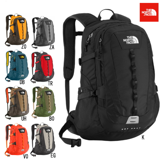 1d9a914ab8 The north face hot shot daypack THE NORTH FACE HOT SHOT NM71452 Luc next  bag bag ...
