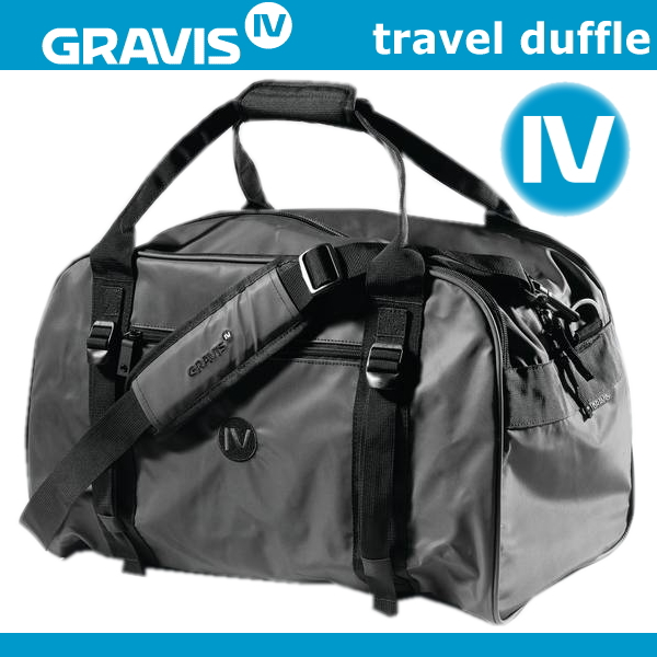 New 10 Ss 56 X 29 Gravis Travel Duffle 226229black Bag 31