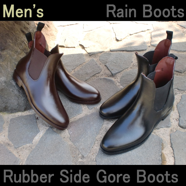 Men's rain boots shine OK said Gore boots rain shoes galoshes rain boots boots boots TM-001 rubber boots rain boots men-men's boots