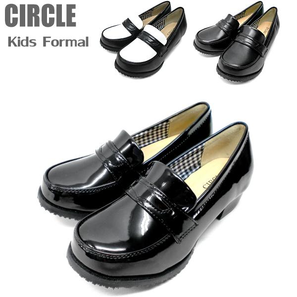 Kids formal shoes shoes girls CIRCLE TNS445 kids junior shoes formal shoes  for girls entrance ceremony graduation ceremony entrance ceremony  graduation ...