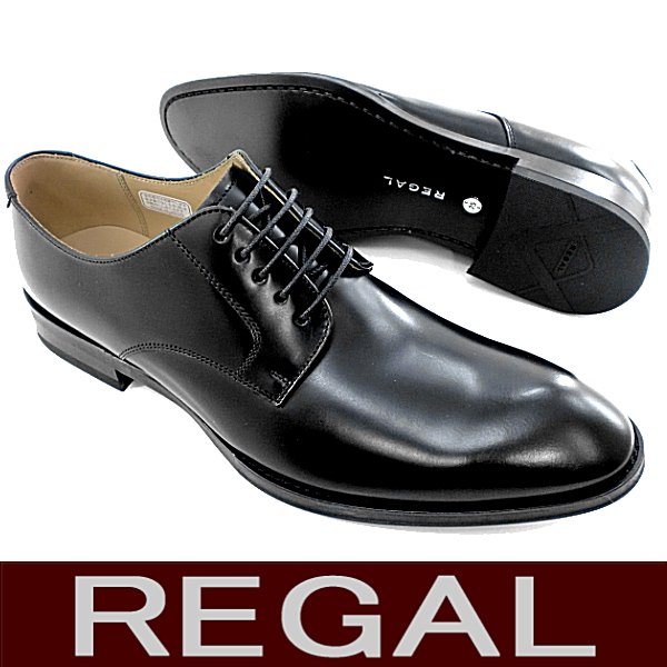 REGAL 810R プレーントゥ・ メンズ ビジネスシューズ 靴 ○【101KBKB-13vrptd】リーガル 靴 メンズ ビジネスシューズ REGAL リーガル 810R