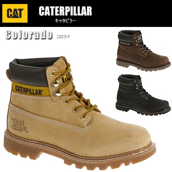 キャタピラー コロラド CATERPILLAR Colorado ブーツ ワークブーツ メンズ ブーツ【PBPB-33vdnc】○