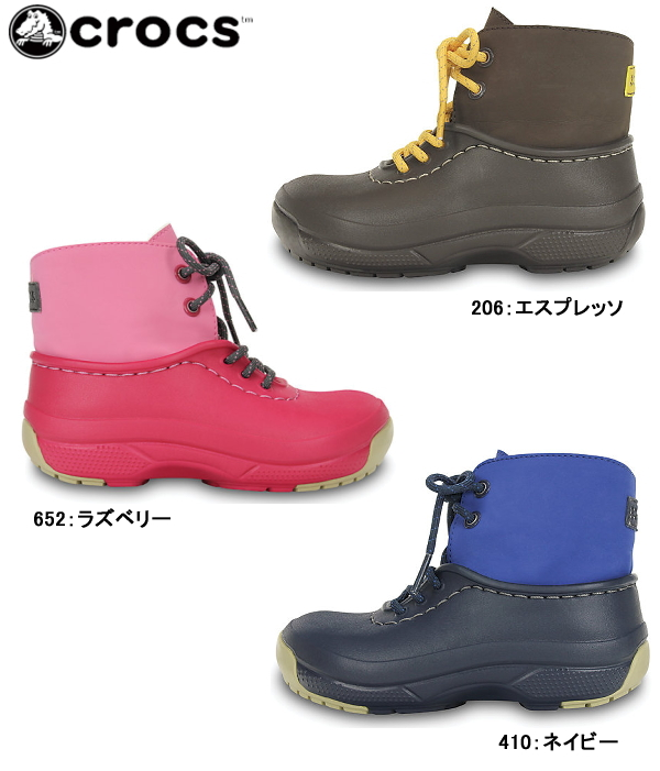 1bf3a33a1 Select shop Lab of shoes  Crocs boots kids winter boots crocs ...