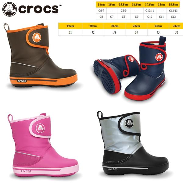 31d5a4e3e Crocs boots kids children s winter boots clock band 2.5 Gast boots kids  crocs crocband 2.5 gust boot kids 12