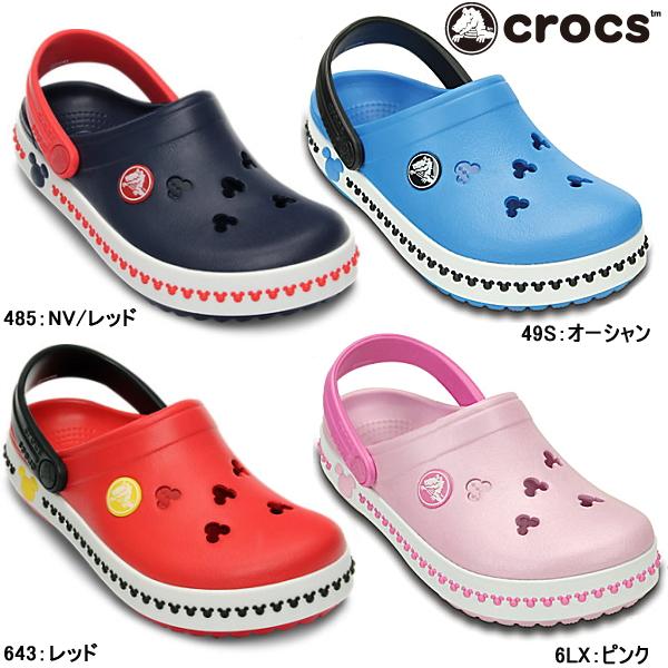 a3fc1bbea8d Select shop Lab of shoes  Crocs kids   baby clock band Mickey yogui ...