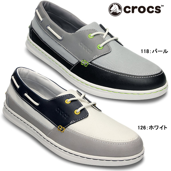 Crocs mens sneakers crocs lopro canvas boat sneaker men 14617 Lowepro canvas boat sneakers men men's lightweight shoes shoes men's-