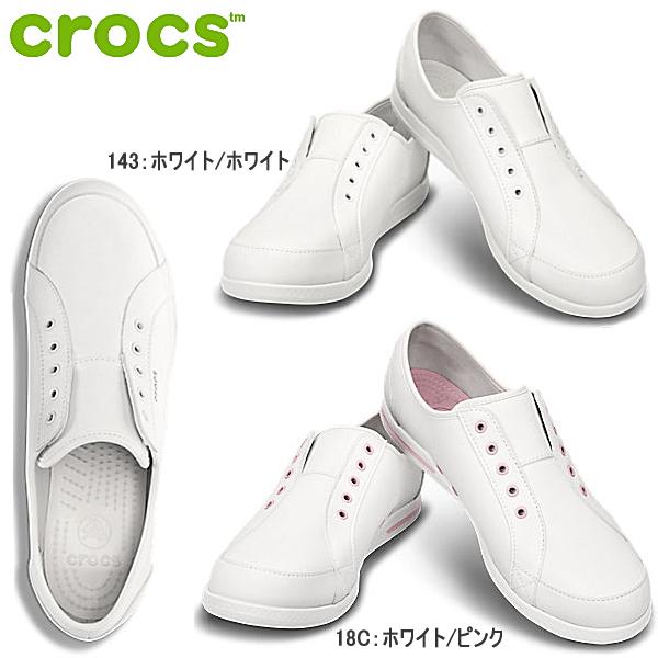 5b73d60cd33388 Crocs Alleyne nurse sneakers crocs alaine nurse sneaker 14790 nurse shoes  hospitals and medical facilities. Water resistant