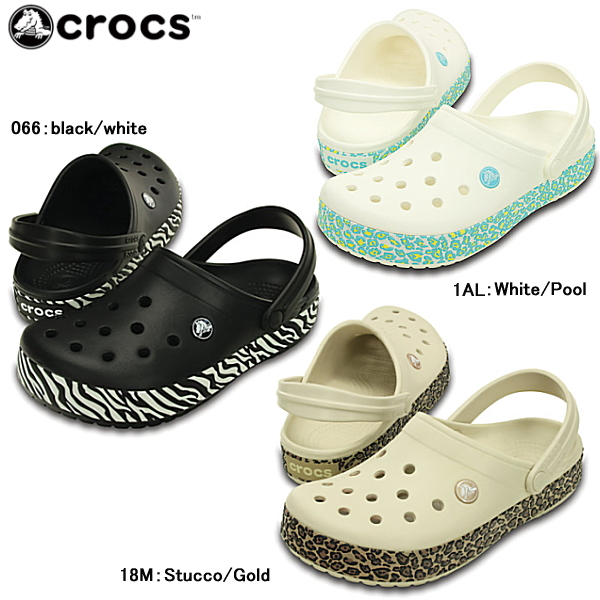 available look out for buy online Clocks crocs clock band animal print clog crocband animal print  clog[200721]men gap Dis women ●