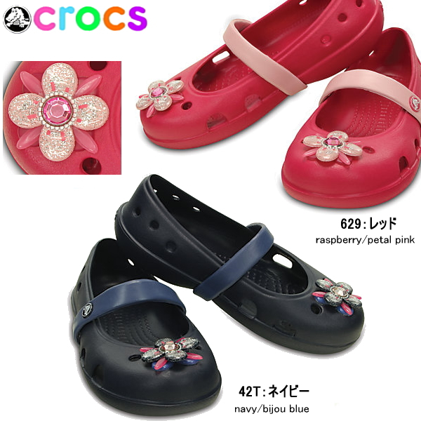 2bb7f3025 Select shop Lab of shoes  Crocs Keeley spring time flat PS 202887 ...