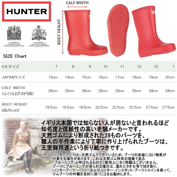 1a8fc8d03b7c Hunter kids first boots genuine original classic werry HUNTER ORIGINAL KIDS  FIRST CLASSIC WELLY hunter rain boots boots kids boys girls Christmas  stocking ...