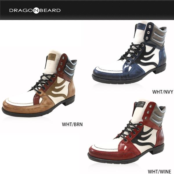 ドラゴンベアード メンズ DRAGON BEARD DX-143 靴 メンズ カジュアル シューズ ブーツ スニーカー 【OIOI-28jlhd】●