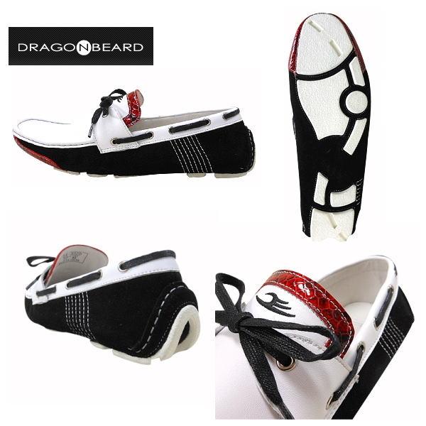 龙须驾驶鞋男装胡子 DX 302D 龙休闲男式运动鞋-