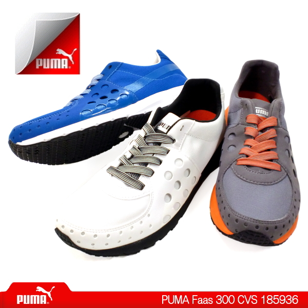 95610f05db67 PUMA men s canvas Sneakers Shoes Firth PUMA Faas 300 CVS 185936 lightweight running  shoes men s shoes sneaker-