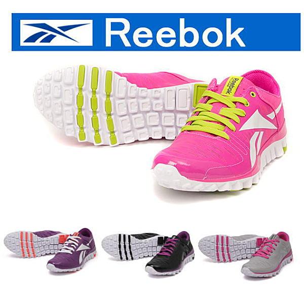 Reebok Dames De Fusion Realflex Chaussures De Course H1jBo