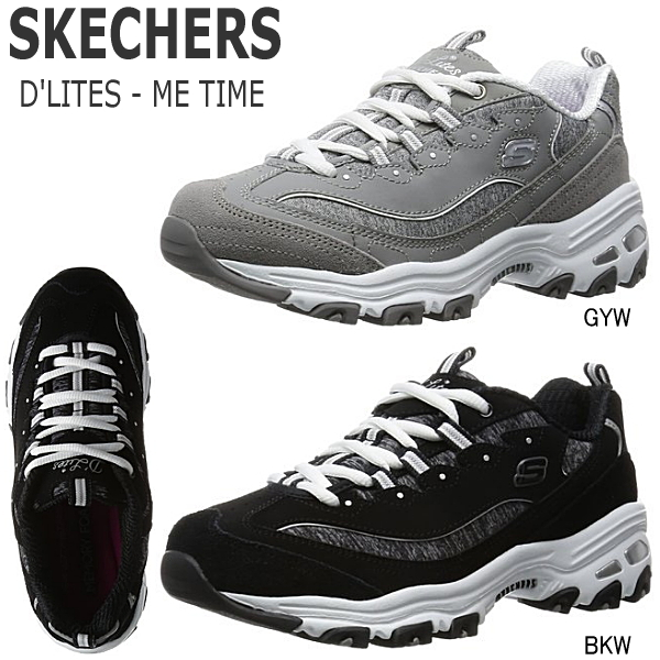 shop for for sale Skechers D'Lites Me Time ... Women's Sneakers low shipping fee cheap price free shipping view buy cheap extremely UhJUYEn4xr