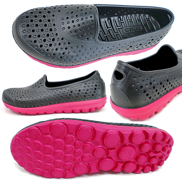 20182017 Sandals Skechers H2 Go Womens Slip On Water Shoes For Sales