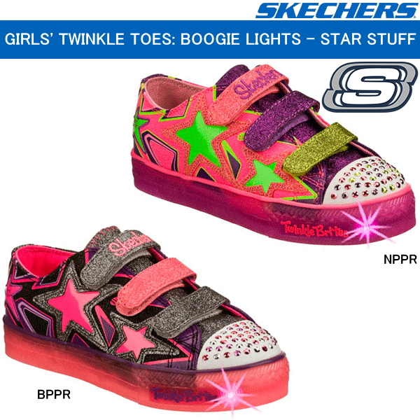 skechers for baby girls