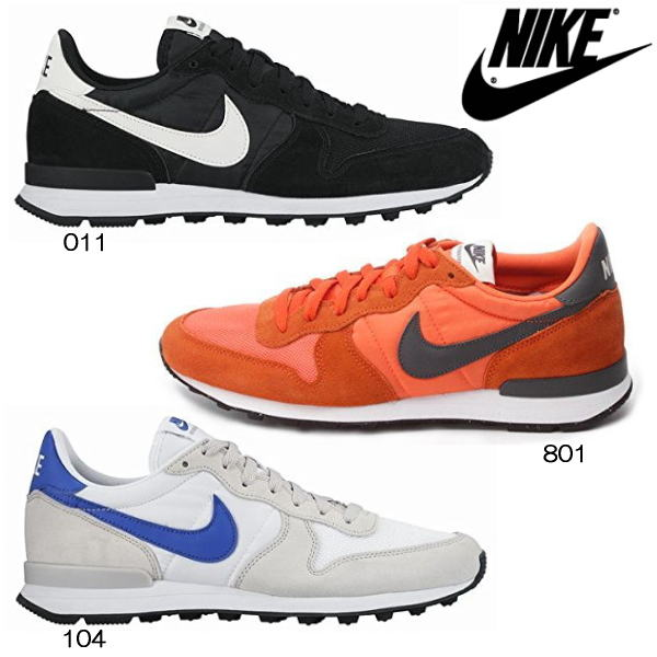 nike vintage style running shoes