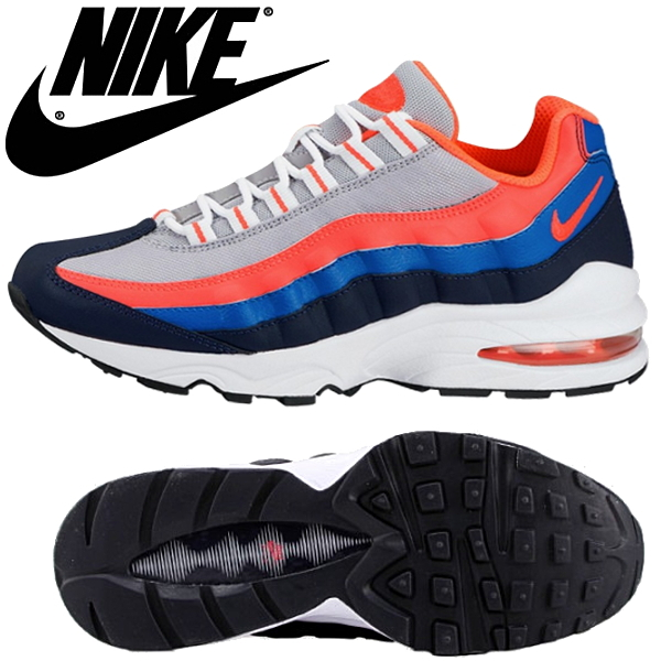 finest selection 86556 f9fb2 Nike Air Max 95 sneakers Womens NIKE AIR MAX 95 GS 307565-051 shoes Womens  Shoes Sneakers-