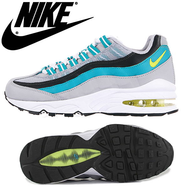 best loved 06dbd 93b28 Nike Air Max 95 women's junior sneakers NIKE AIR MAX 95 GS 307565-052 shoes  training shoes-