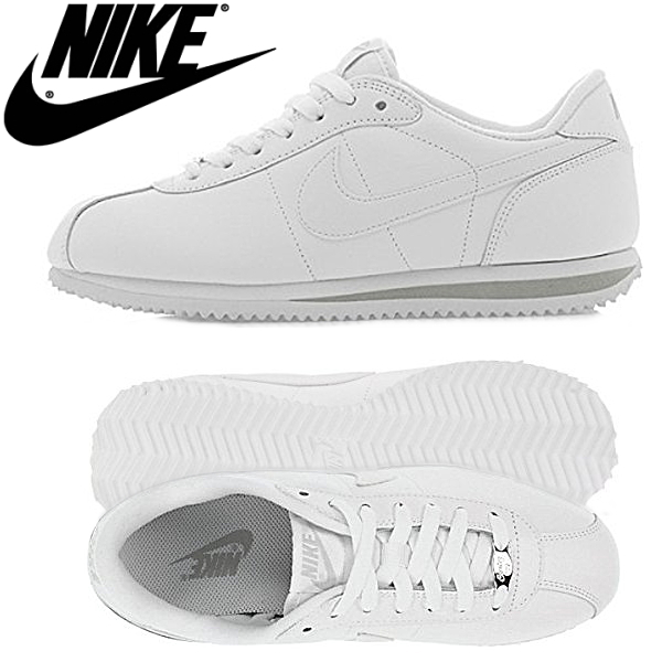 newest 36c89 a55e6 Nike sneakers men NIKE CORTEZ BASIC LEATHER 06316418-113ナイキコルテッツベーシックレザースニーカ  shoes shoes ○