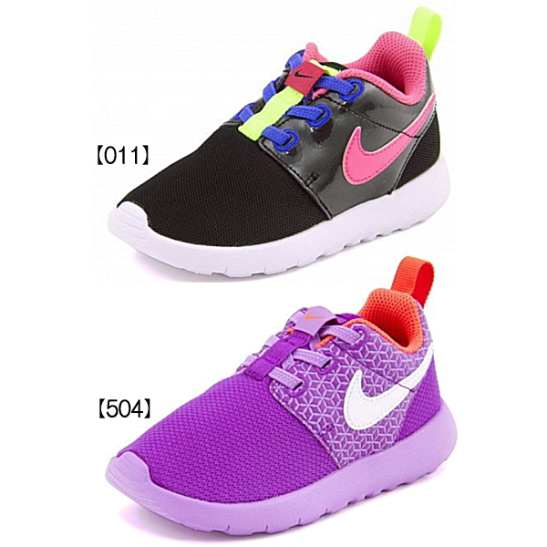 Nike baby kids sneakers Losone NIKE ROSHE ONE TDV 749425 children's  athletic shoes boys girls Nike
