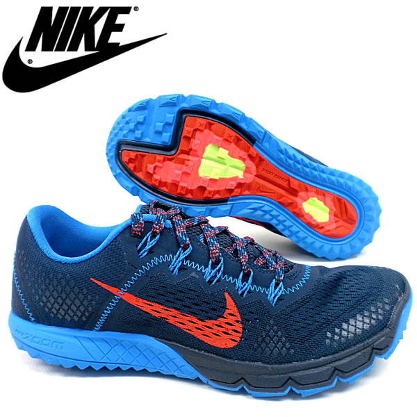 a8592130d4e Nike trail running shoes mens NIKE ZOOM TERRA KIGER 599117-464 sport  outdoor jogging Marathon Nike zoom Terra caiger-