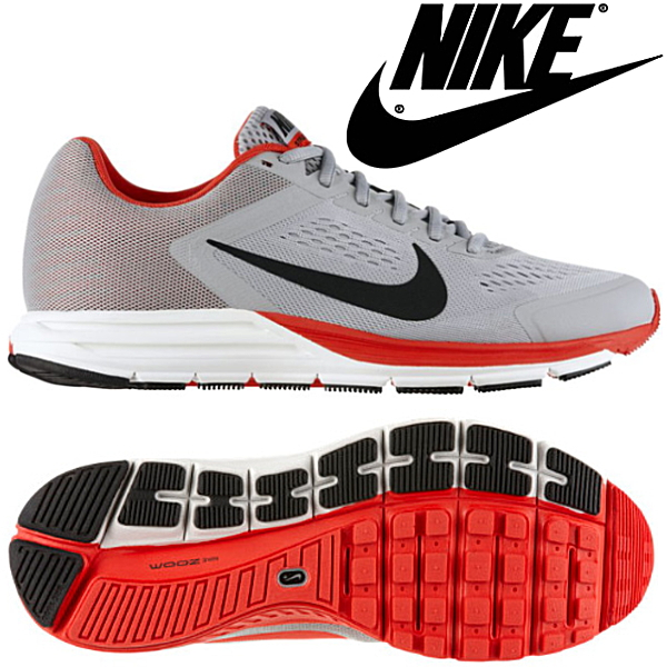 cd077798d Nike men s sneaker shoes zoom structure NIKE ZOOM STRUCTURE +17 615587-006-